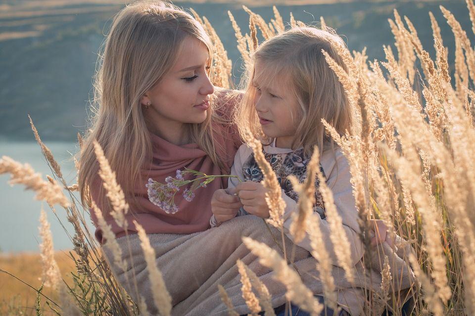 Mama i córka wspólnie